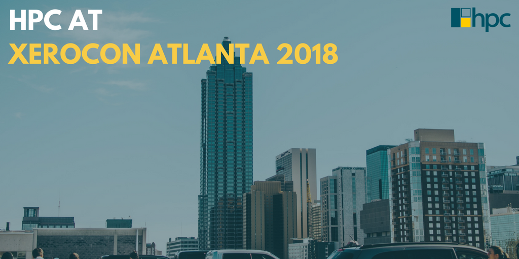 HPC Xerocon Atlanta 2018