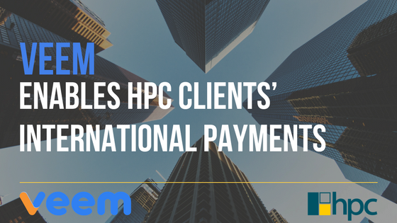Veem Enables HPC Clients' International Payments